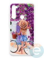 Накладка силиконовая Girl Style для Xiaomi Redmi Note 8T ViewGoals