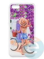 Накладка силиконовая Girl Style для Huawei Honor 7A/Y5 2018 ViewGoals