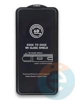 Защитное стекло 6D с полной проклейкой на Xiaomi K30/K30 Pro черное
