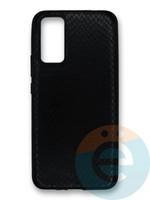 Накладка силиконовая Pitone для Huawei Honor 30 черная