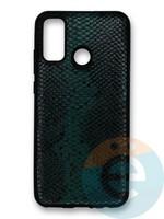 Накладка силиконовая Pitone для Huawei P Smart 2020 зеленая