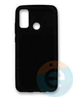 Накладка силиконовая Pitone для Huawei P Smart 2020 черная