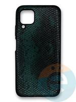 Накладка силиконовая Pitone для Huawei P40 Lite/Nova 6SE/Nova 7i зеленая