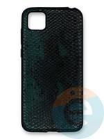 Накладка силиконовая Pitone для Huawei Y5P/Honor 9S зеленая