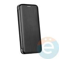 Чехол книжка боковой Fashion Case для Huawei Y8P/Honor 30i черный