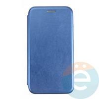 Чехол книжка боковой Fashion Case для Huawei Honor 9S/Y5P синий