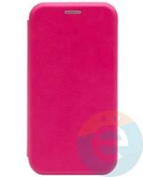 Чехол книжка боковой Fashion Case для Huawei Honor 9S/Y5P розовый