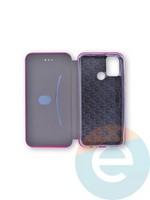 Чехол книжка боковой Fashion Case для Huawei Honor 9A розовый