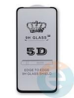 Защитное стекло 5D с полной проклейкой на Xiaomi Redmi K20/K20 Pro черное
