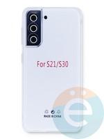 Чехол книжка боковой Fashion Case для Samsung Galaxy A02s черный