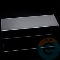 Витринный столик П-образный 150х100х300