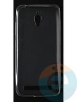 Накладка силиконовая ультратонкая на Asus Zenfone GO (ZC500TG) прозрачная