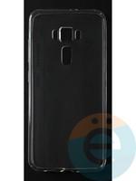 Накладка силиконовая ультратонкая на Asus ZenFone 3 (ZE552KL) прозрачная