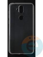 Накладка силиконовая ультратонкая на Asus Zenfone 5 Lite (ZC600KL) прозрачная