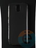 Накладка силиконовая ультратонкая на HTC 526 тёмно-прозрачная