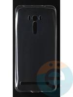 Накладка силиконовая ультратонкая на Asus ZenFone Selfie (ZD551KL) прозрачная