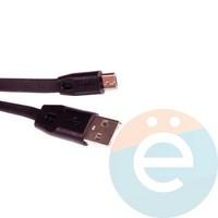 USB кабель Remax Full Speed RC-001m на Micro-USB 1м чёрный