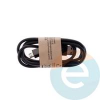 USB кабель на Micro-USB категория 1 чёрный