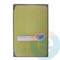 Чехол-книжка на Samsung Galaxy Tab E 9.6 SM-T560 салатовый