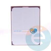 Чехол-книжка на Samsung Galaxy Tab 4 10.1 SM-T530 белый