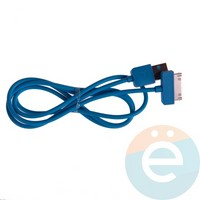 USB кабель Remax RC-06i4 для Apple iPhone 4/4s, iPad 2/3 синий