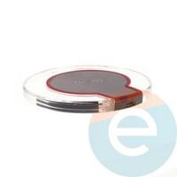 Беспроводное зарядное Hookitup устройство чёрный