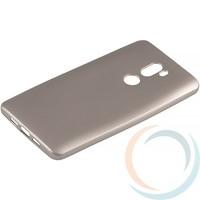 Накладка силиконовая Soft Touch на Xiaomi Mi 5s Plus золотистая