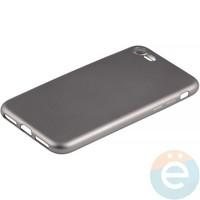 Накладка силиконовая Soft Touch на iPhone 7/8 серая