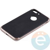 Накладка комбинированная Spigen на Apple iPhone 7 Plus/8 Plus розовая
