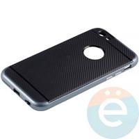 Накладка комбинированная Spigen на Apple iPhone 6/6s синяя