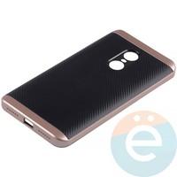 Накладка комбинированная Spigen на Xiaomi Redmi Note 4 розовая