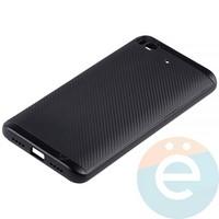 Накладка комбинированная Spigen на Xiaomi Mi 5s чёрная