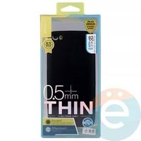 Накладка силиконовая j-Case на Xiаomi Mi 5 чёрная