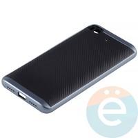 Накладка комбинированная Spigen на Xiaomi Mi 5s синяя