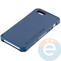 Накладка противоударная Element Case на Apple iPhone 5/5s/SE синяя