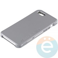 Накладка противоударная Element Case на Apple iPhone 5/5s/SE серебристая
