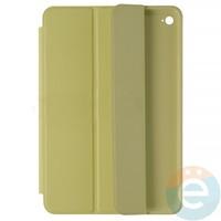 Чехол-книжка на Apple iPad mini 4 салатовый