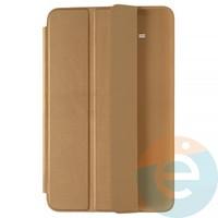 Чехол-книжка на Samsung Galaxy Tab E 9.6 SM-T560 золотистый