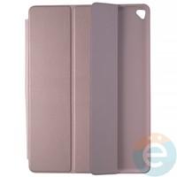 Чехол-книжка на Apple iPad Pro 13.7 розово-золотистый
