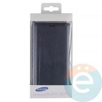 Чехол-книжка боковой на Samsung Galaxy J3 Pro синий