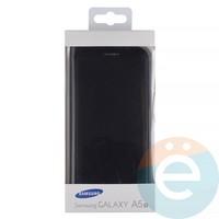 Чехол-книжка боковой на Samsung Galaxy A5 (2017) SM-A520 чёрный