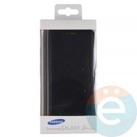 Чехол-книжка боковой на Samsung Galaxy J5 Prime чёрный