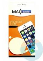 Защитная плёнка Maxshield premium tempered на Apple iPhone 5/5s/SE (2в1) стеклянная