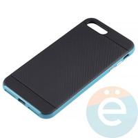 Накладка комбинированная Spigen на Apple iPhone 7 Plus/8 Plus голубая