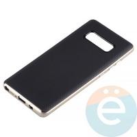 Накладка комбинированная Spigen на Samsung Galaxy Note 8 золотистая