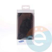 Чехол-книжка боковой на Samsung Galaxy S7 чёрный