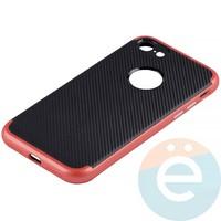 Накладка комбинированная Spigen на Apple iPhone 7/8 красная