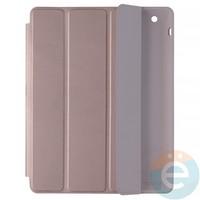 Чехол-книжка на Apple iPad 2/3/4 розово-золотистый