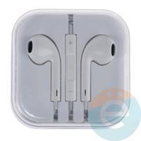 Наушники-ракушки Apple EarPods для iPhone/iPad/iPod (1 категория) белые