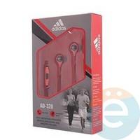 Наушники Sennheiser Adidas AD-328 красные